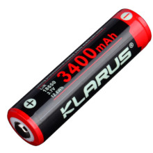 Batterie rechargable Klarus 3400mAh