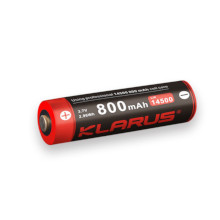 Batterie rechargable Klarus 800mAh