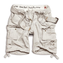 BERMUDA DIVISION SHORT OFF WHITE
