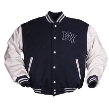 BLOUSON BASE BALL NEW YORK MARINE