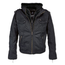 BLOUSON BLACK ROCK