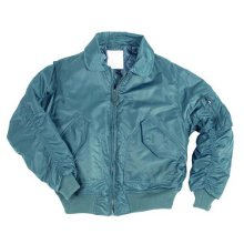 BLOUSON CWU FLIGHT JACKET MARINE