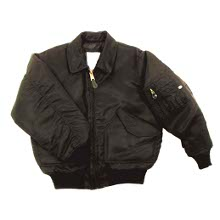 BLOUSON CWU FLIGHT JACKET NOIR