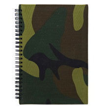 CAHIER A5 WOODLAND