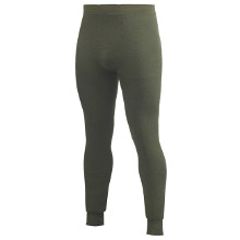 CALECON LONG JOHNS 400 ULLFROTTE KAKI