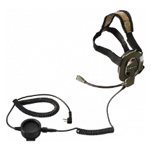 CASQUE MICRO MONO OREILLE TYPE NAVY SEALS