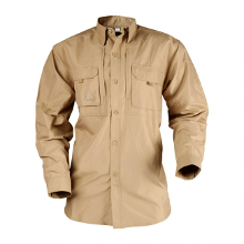 CHEMISE BAROUD LIGHT COYOTE ARES