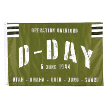 DRAPEAU D DAY OVERLORD
