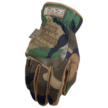 GANTS MECHANIX FASTFIT WOODLAND