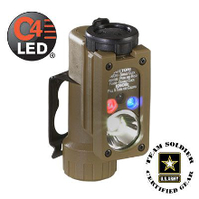 LAMPE SIDEWINDER COMPACT MILITAIRE STREAMLIGHT