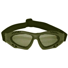 LUNETTES AIRSOFT A GRILLE