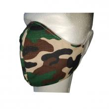 MASQUE BARRIERE GRAND PUBLIC CAMO WOODLAND