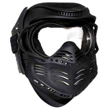 MASQUE DE PROTECTION FIGHT NOIR