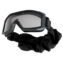 MASQUE BOLLE X1000 TACTICAL DOUBLE ECRAN