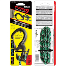 KIT MOUSQUETON FIGURE 9 CARABINER GRAND