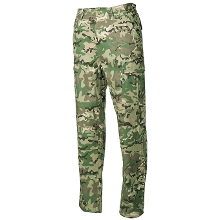 PANTALON BDU RIPSTOP OPERATION CAMO