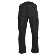 PANTALON SOFTSHELL ASSAULT NOIR