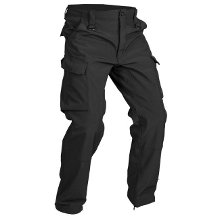 PANTALON EXPLORER SOFTSHELL NOIR