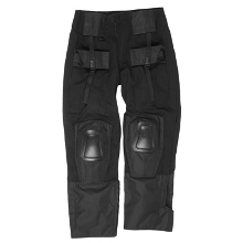 PANTALON DE COMBAT WARRIOR NOIR