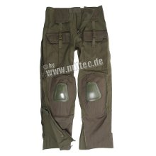 PANTALON DE COMBAT WARRIOR OLIVE