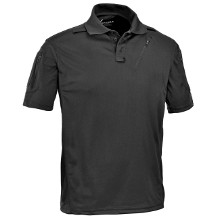 POLO TACTIQUE ADVANCED DEFCON 5 NOIR