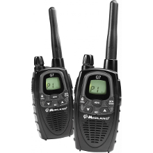 PACK RADIO ALAN MIDLAND G7
