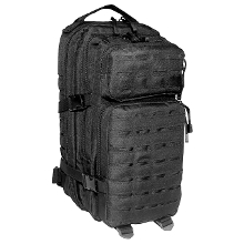 SAC A DOS ASSAULT LASER NOIR