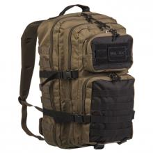 SAC A DOS ASSAULT RANGER GRAND KAKI NOIR
