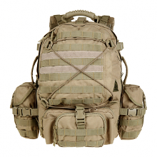 SAC A DOS COUGAR 45 L COYOTE ARES