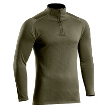 SWEAT ZIPPE THERMO PERFORMER OLIVE