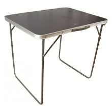 Table de camping simple pliante