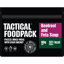 TACTICAL FOODPACK SOUPE DE BETTERAVE ROUGE FETA