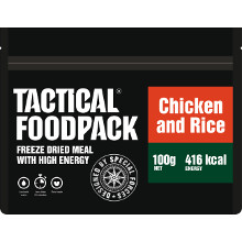 TACTICAL FOODPACK POULET ET RIZ