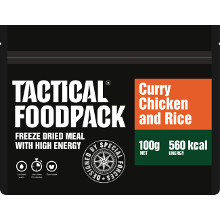 TACTICAL FOODPACK POULET ET RIZ AU CURRY
