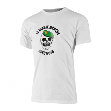 TEE SHIRT DIABLE MARCHE LEGION COTON