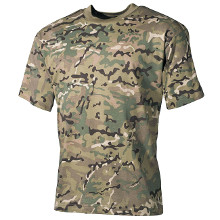 TEE SHIRT ENFANT OPERATION CAMO