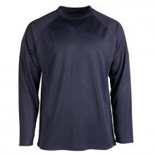 TEE SHIRT MANCHES LONGUES QUICKDRY NAVY