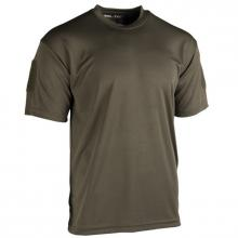 TEE-SHIRT TACTIQUE QUICKDRY OLIVE