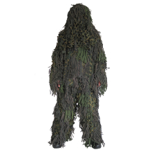 TENUE GHILLIE JUNGLE WOODLAND