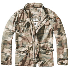 VESTE BRITANNIA LIGHT WOODLAND