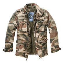 VESTE M65 GIANT BRANDIT LIGHT WOODLAND