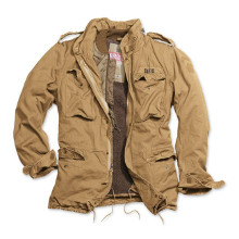 VESTE M65 REGIMENT CAMEL