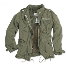 VESTE M65 REGIMENT KAKI