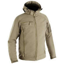 VESTE SOFTSHELL STORM TAN
