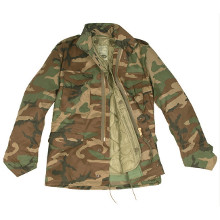 VESTE US M65 WOODLAND