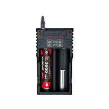 Chargeur 2 batteries Klarus