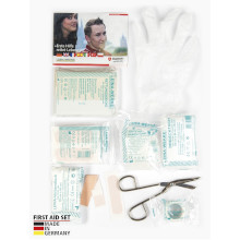 KIT 1ER SECOURS 25 PIECES