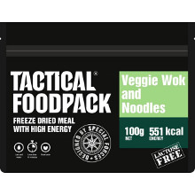 TACTICAL FOODPACK WOK VEGETARIEN ET PATES