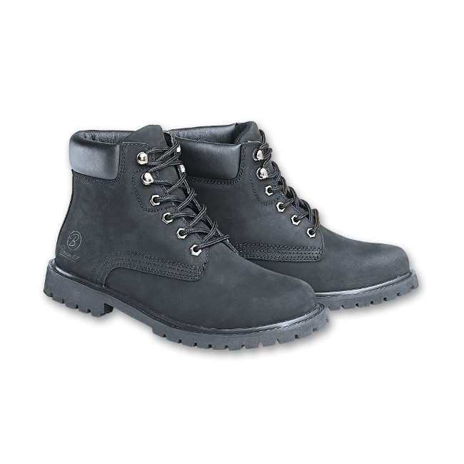 BOTTINES KENYON BRANDIT NOIR
