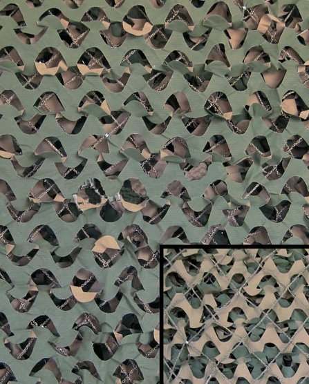 Prymacontact filet de camouflage basic 3 x 3 m for Filet camouflage terrasse